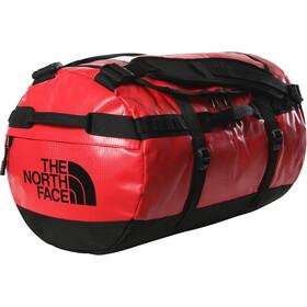 The North Face Base Camp Duffel Bag S, rojo/negro